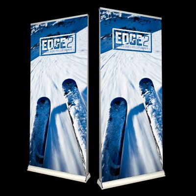 roller banner double sided