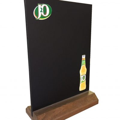 J20 Table Chalkboard