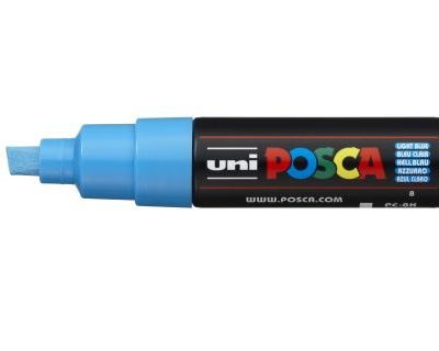 Uni Posca PC-8K Light Blue