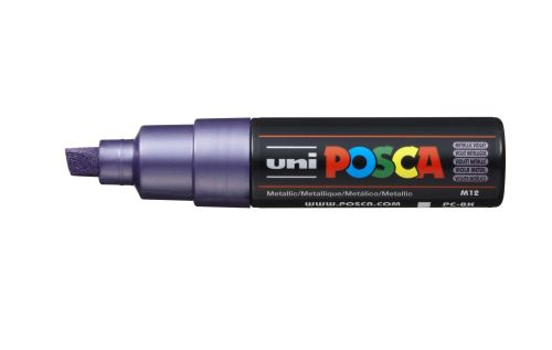 Uni Posca PC-8K Metallic Violet