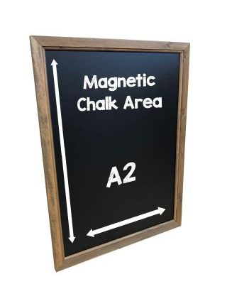 Magnetic Chalkboard Wallboard 2