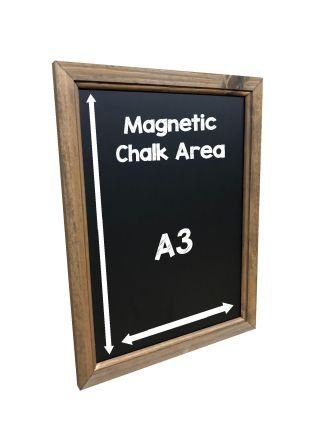 Magnetic Chalkboard Wallboard 3