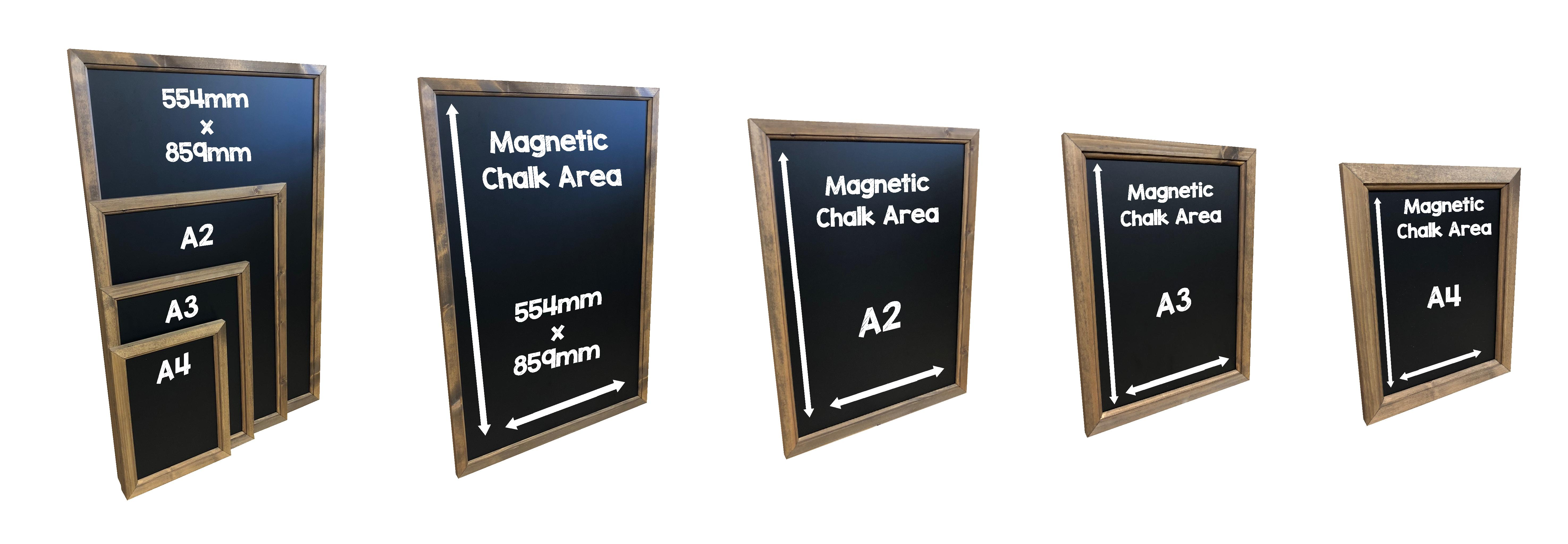 Magnetic Chalkboards Archives - Chalkboard Products