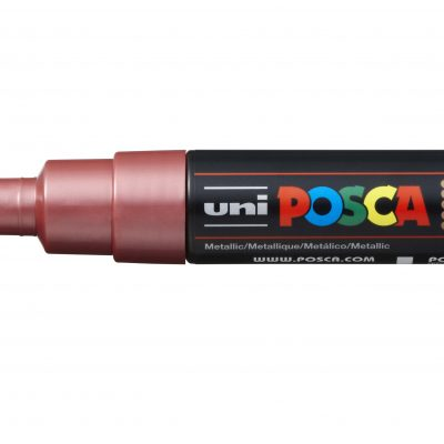 Uni Posca PC-8K Metallic Red