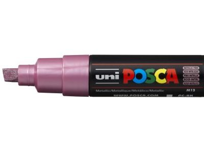 Uni Posca PC-8K Metallic Pink